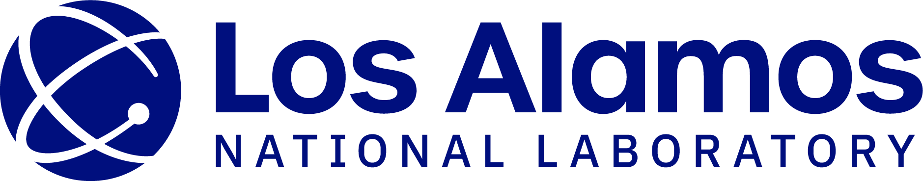 Los Alamos National Labs with logo 2021
