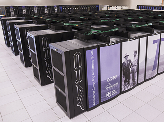 Los Alamos gains role in High-Performance Computing for Materials Program