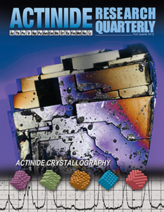 Actinide Research Quarterly 2015