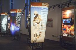 explosives exhibit
