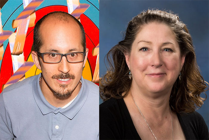 Scientist in the Spotlight with Isaac Salazar and Linda Anderman