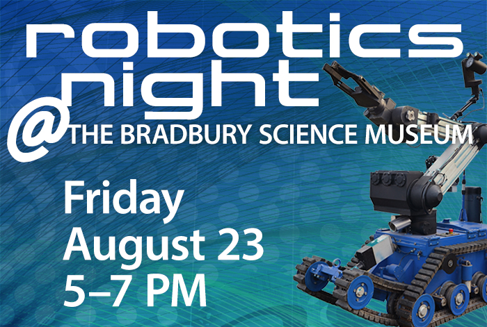 Robotics Night flyer