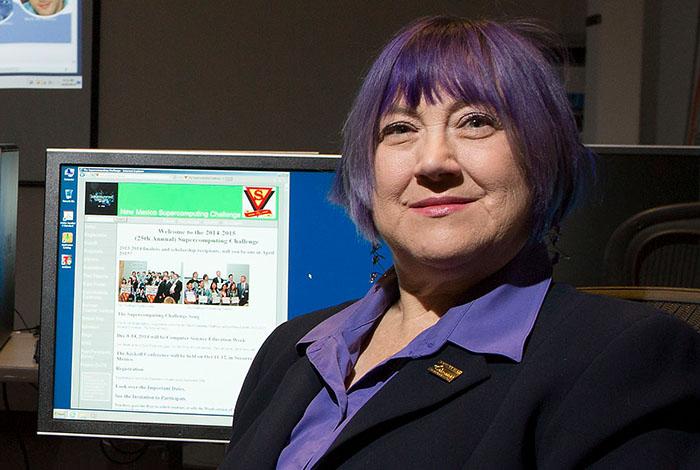 Scientist in the Spotlight Teri Roberts