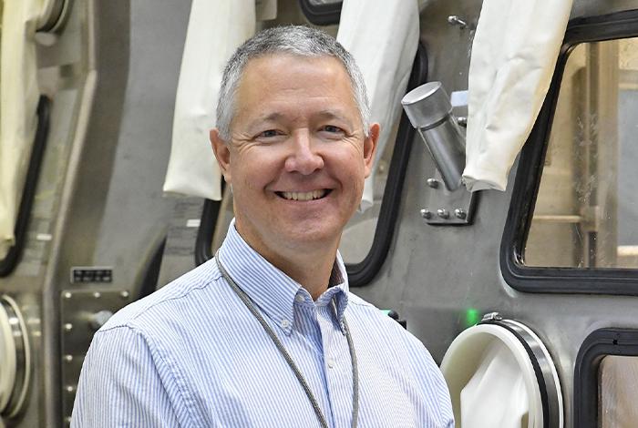 Scientist in the Spotlight: Steve Schreiber.