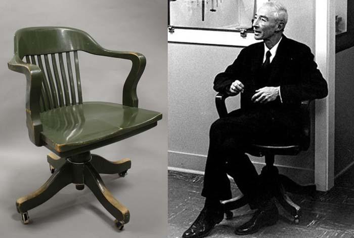 Oppenheimer chair
