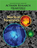 Actinide Research Quarterly