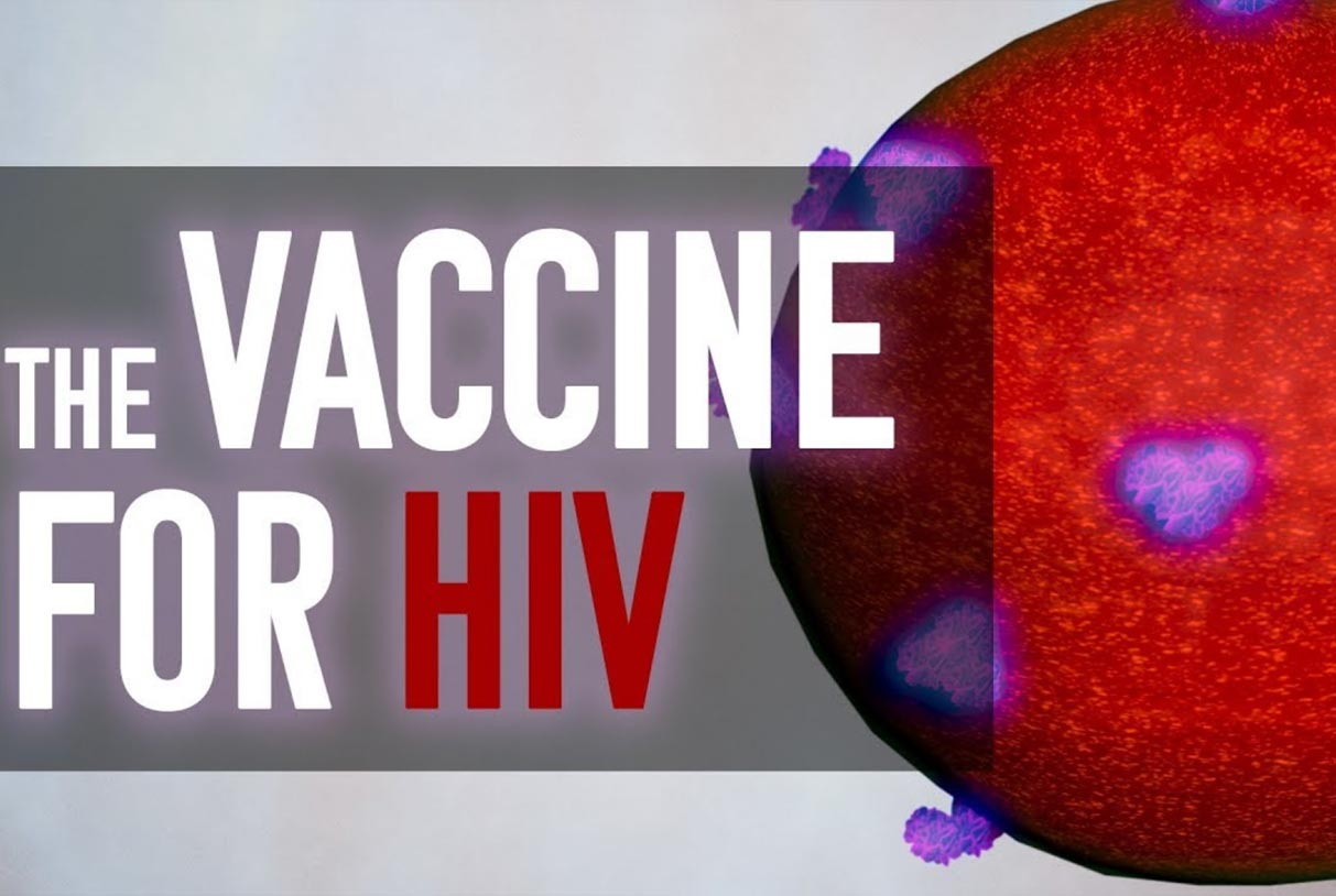 HIV vaccine enters human efficacy trials